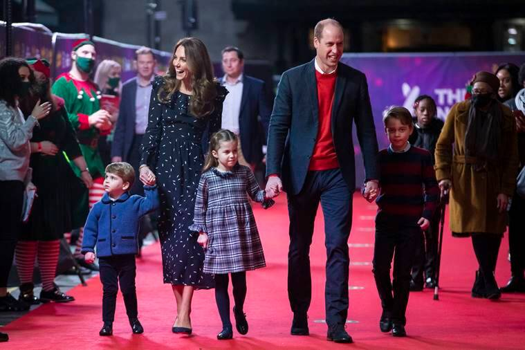 prince harry son archie, why is archie not a prince, meghan markle racism, indian express