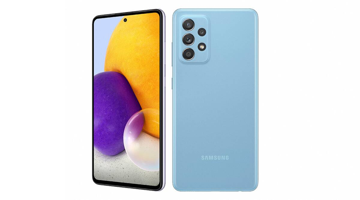 Samsung Galaxy A52, samsung Galaxy A72, samsung Galaxy A52 india launch, samsung Galaxy A72 price in india, Samsung Galaxy A52 specifications, samsung Galaxy A72 features