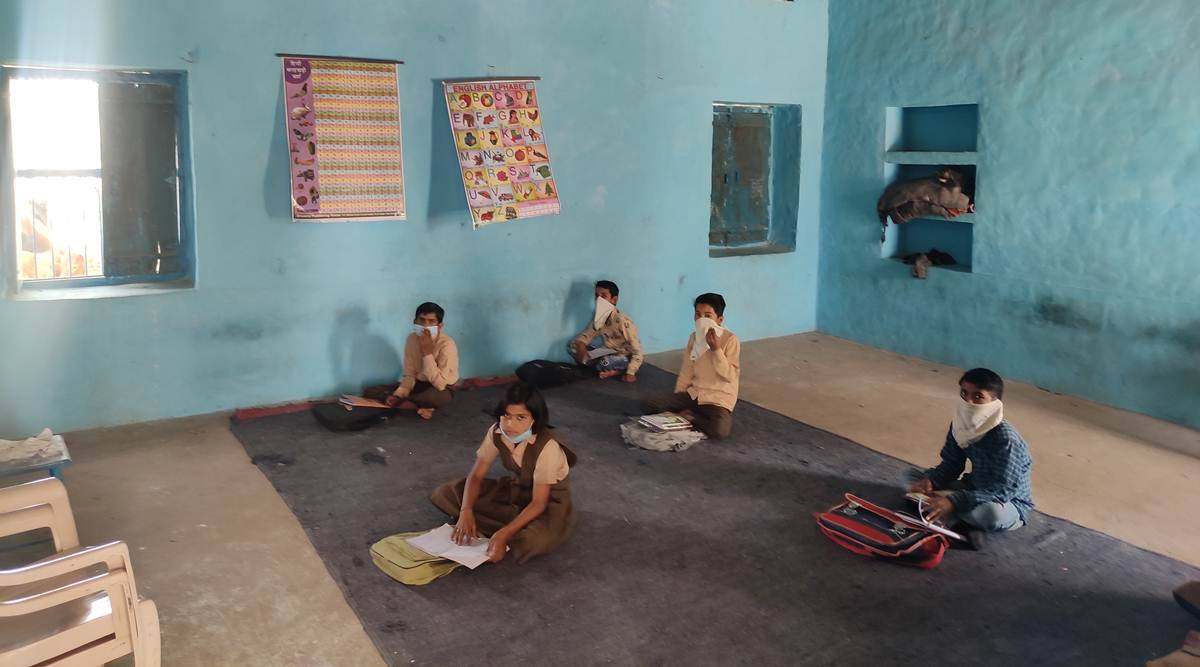 After acing learning outcomes, Nagaur now brings electricity to all rural schools