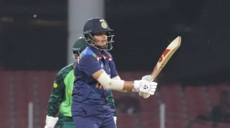 shafali verma, radha yadav, shafai verma wbbl debut, radha yadav sydney sixers, indian cricketers wbbl, women big bash league