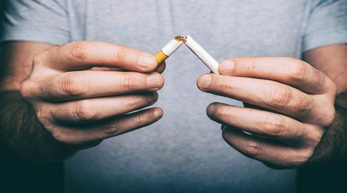 No Smoking Day, No Smoking Day 2021, effects of smoking, how to quit smoking, tips to quit smoking, vaping and smoking, smoking nicotine, smoking cancer, smoking pregnancy, No Smoking Day indian express, No Smoking Day news