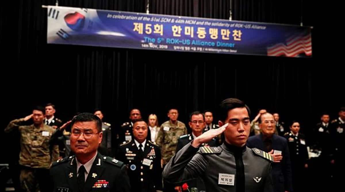 US South Korea