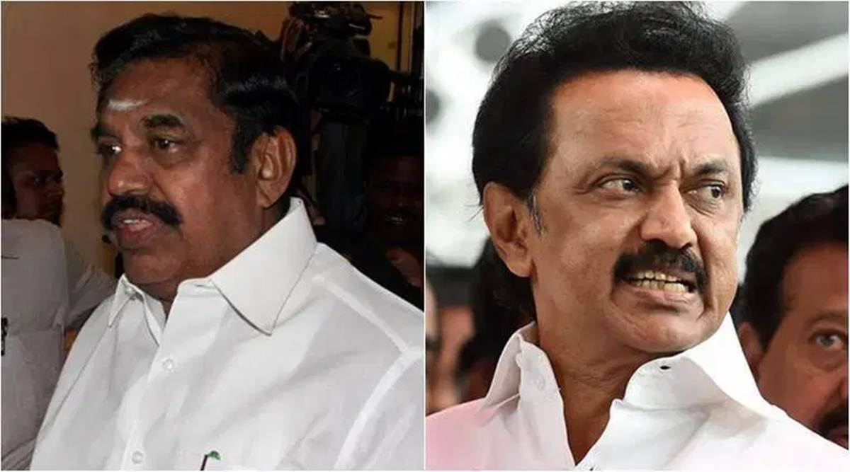 Tamil nadu assembly polls, AIADMK, DMk, Sasikala, Congress Tamil Nadu, AIADMK-DMk alliance roadblocks, Edappadi K Palaniswami, O Pannerselvam, Indian express news