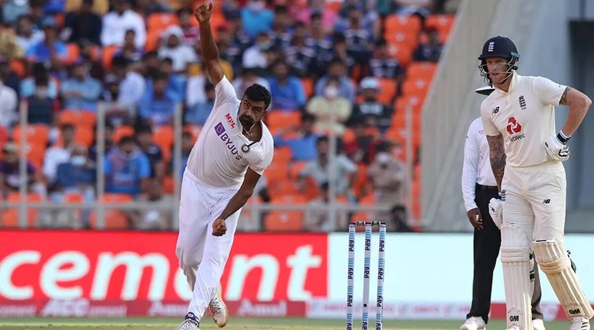 A shadow of himself: Ben Stokes spooked by 'bogeyman' Ashwin   Sports News,The Indian Express