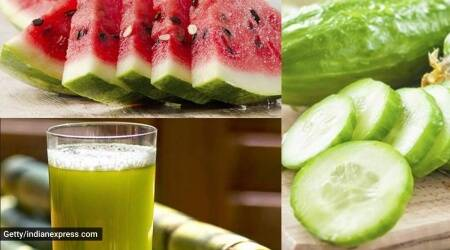 summer diet, what to have in summer, summer drinks, summer fruits, what to have in summer to ensure optimum water levels, summer water levels in the body, indianexpress.com, indianexpress,