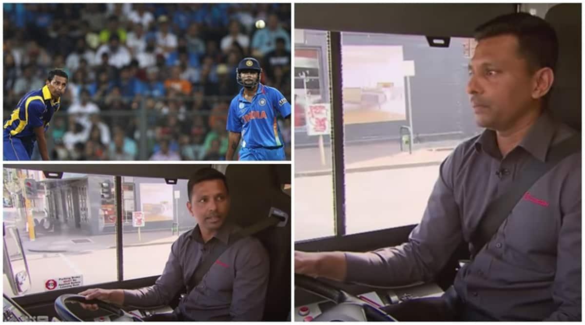 Former Sri Lanka, CSK star Suraj Randiv is now a bus driver in Australia - The Indian Express