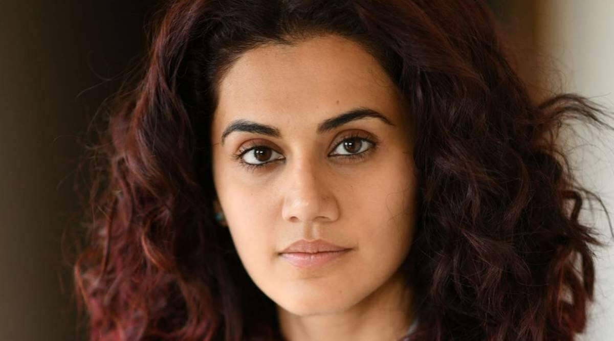 Taapsee Pannu ends silence on IT raids: 'Three days of intense search of 3 things primarily' - The Indian Express