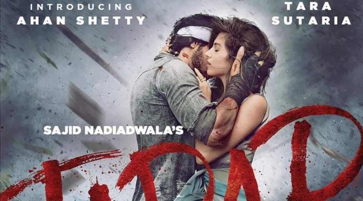 Tadap: Akshay Kumar shares first poster of Suneil Shetty's son Ahan's  Bollywood debut, calls it a 'big day' | Entertainment News,The Indian  Express