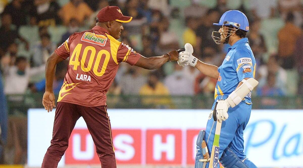 India Legends vs West Indies Legends, Semi-Final Highlights: INDL win by 12 runs