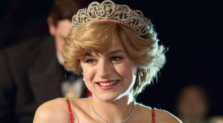 Emma Corrin, princess diana, the crown