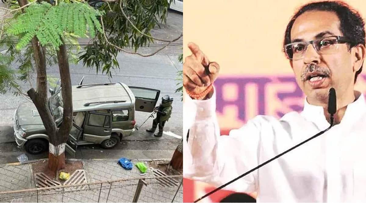 NIA takes over Ambani terror scare case; move seems fishy, says Uddhav Thackeray