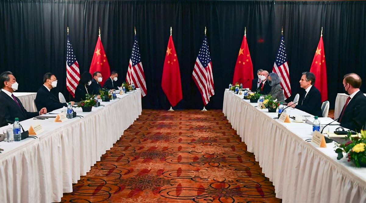 An alliance of autocracies? China wants to lead a new world order