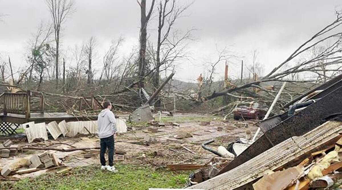 Alabama tornado US