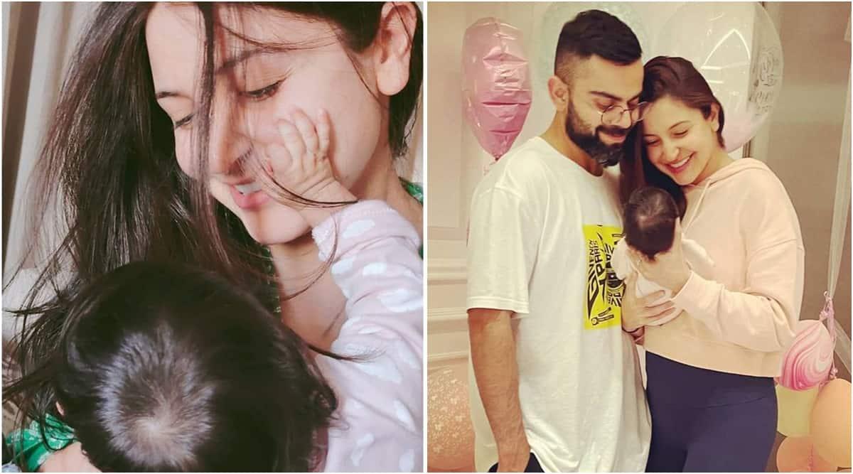 anushka sharma virat kohli daughter vamika women's day