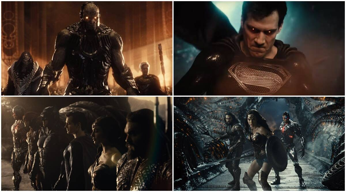 Zack Snyder's Justice League , snyder cut, snyder cut ending, justice league