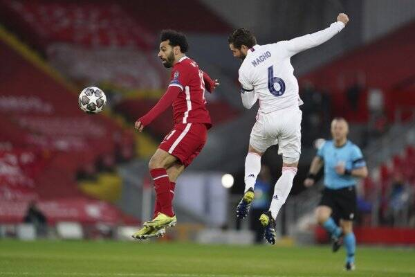 Read Madrid vs Liverpool