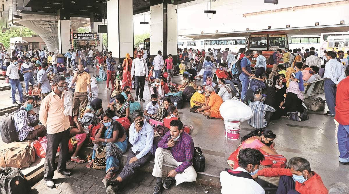 Uttar Pradesh, COVID-19, curfew, Uttar Pradesh government, UP covid restrictions, UP covid-19 cases, UP news, indian express