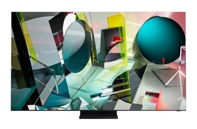 2021 Samsung tv, samsung tv, qled tv,