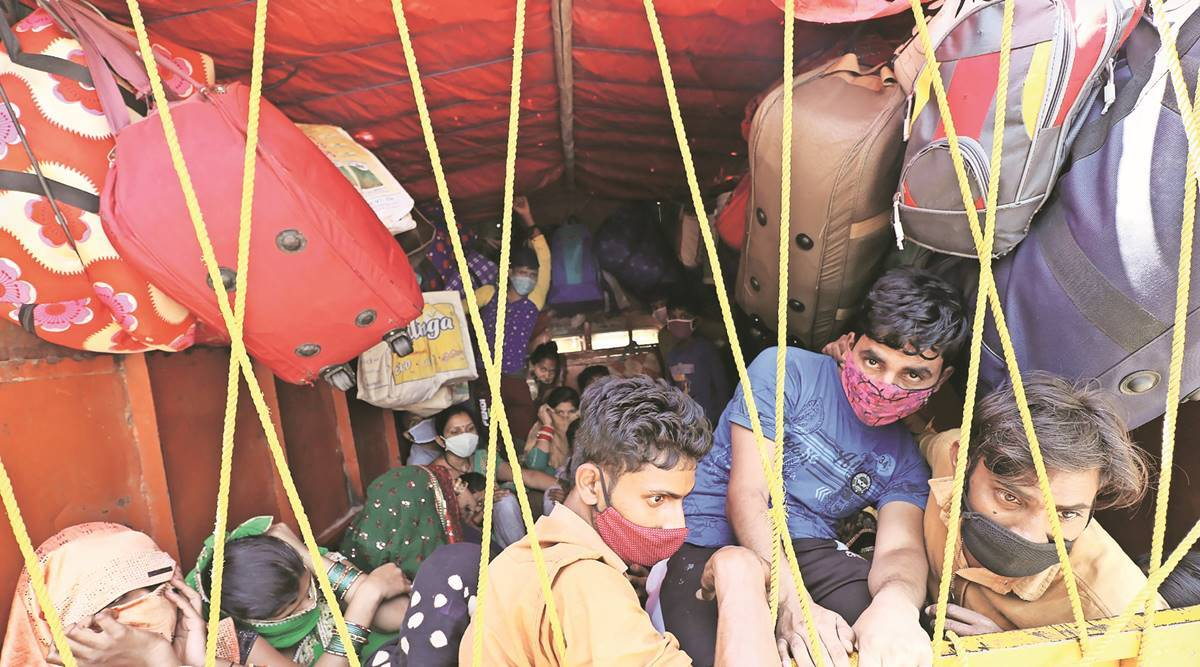 Uttar Pradesh, COVID-19, Uttar Pradesh coronavirus cases, Lucknow covid-19 cases, Prayagraj covid-19 cases, Kanpur coronavirus cases, UP news, indian express