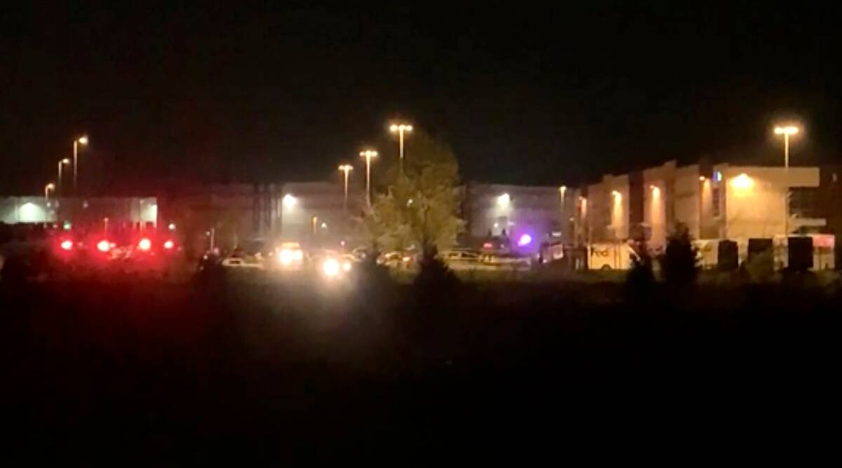 Multiple casualties in deadly mass shooting at Indianapolis Fedex