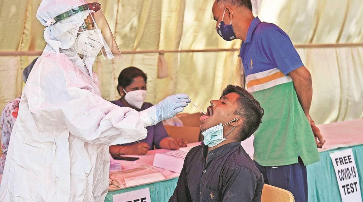 Chandigarh covid-19 cases, Chandigarh coronavirus cases, Chandigarh active covid-19 cases, Chandigarh youth infected, Chandigarh news, indian express news