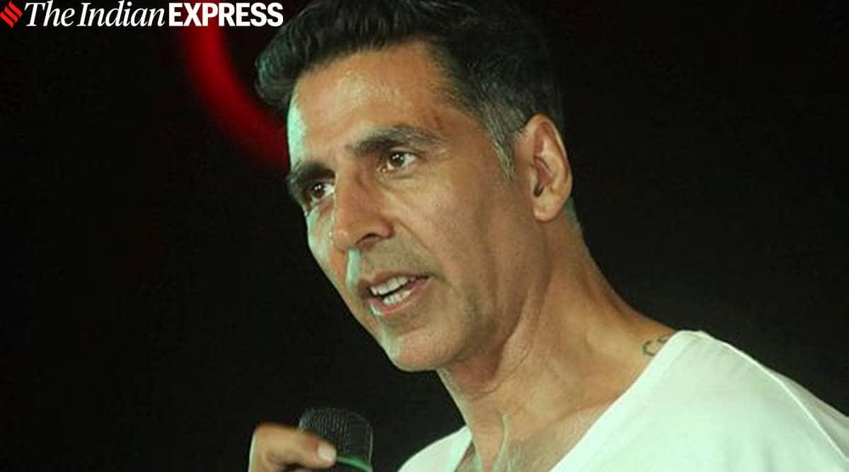 Akshay Kumar hospitalised