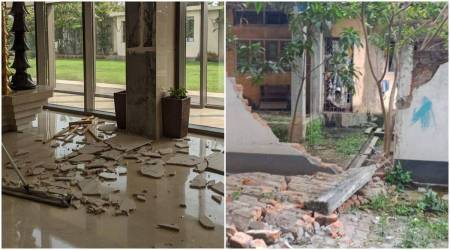 Assam earthquake, bengal earthquake, Assam news, Assam tremors, Assam quake magnitude, Indian express