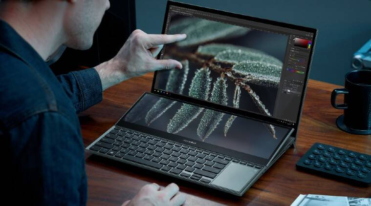 Asus Zenbook Duo Pro, Zenbook duo Pro 15,