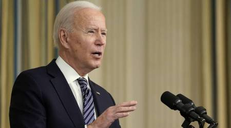 Joe Biden sends unofficial delegation to Taiwan in 'personal signal'