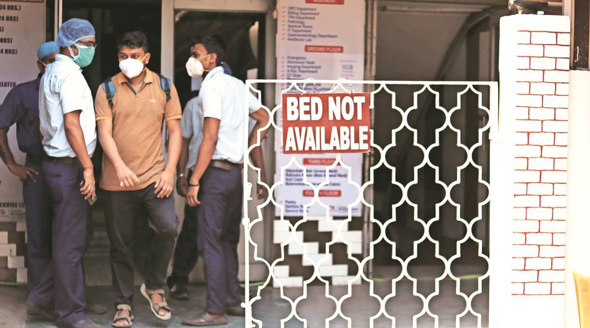 West Bengal govt acquires 1,367 beds for Covid patients as active cases cross 1.05 lakh