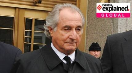 Explained: The story of Bernie Madoff, who ran the 'largest Ponzi scheme in history'