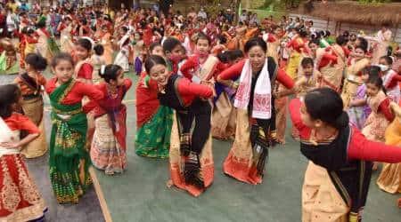 Assam, Bihu, Rongali Bihu cancelled, Assam Covid-19 restrictions, Assam Covd cases, Assam Bihu festivities, Santipur Rongali Bihu committee, Assamese new year, Assam news,