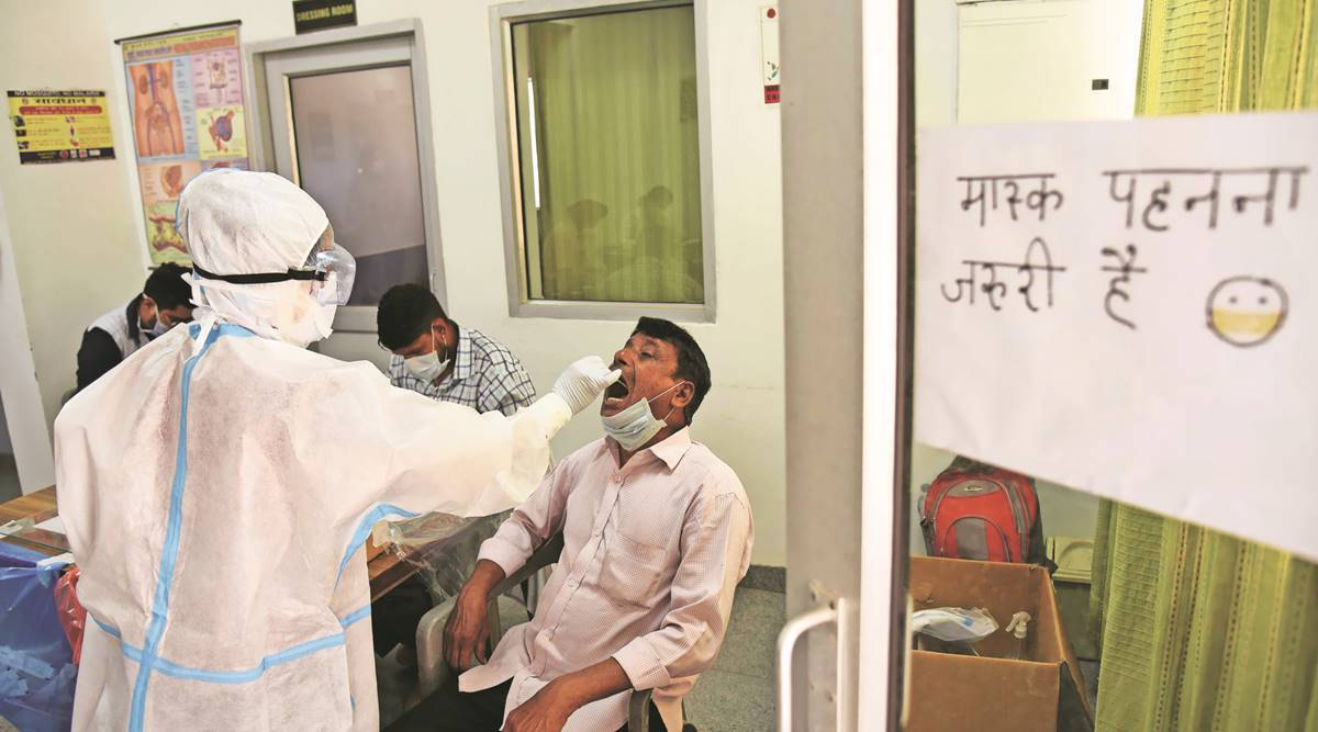 Amid growing concerns coronavirus spike, Chandigarh Administration announced the closure of the Sukhna Lake area and Rock Garden.