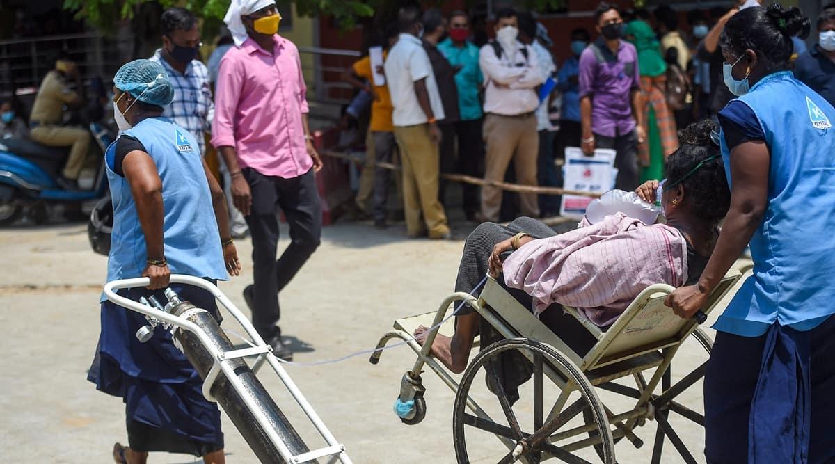 Chennai, Kilpauk Medical College, COVID-19