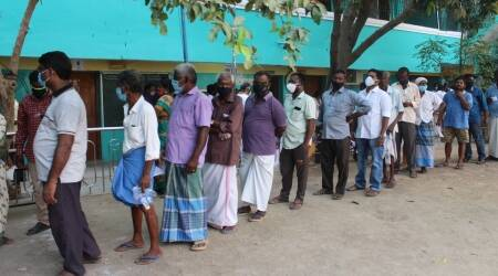 Tamil Nadu elections, Chennai elections