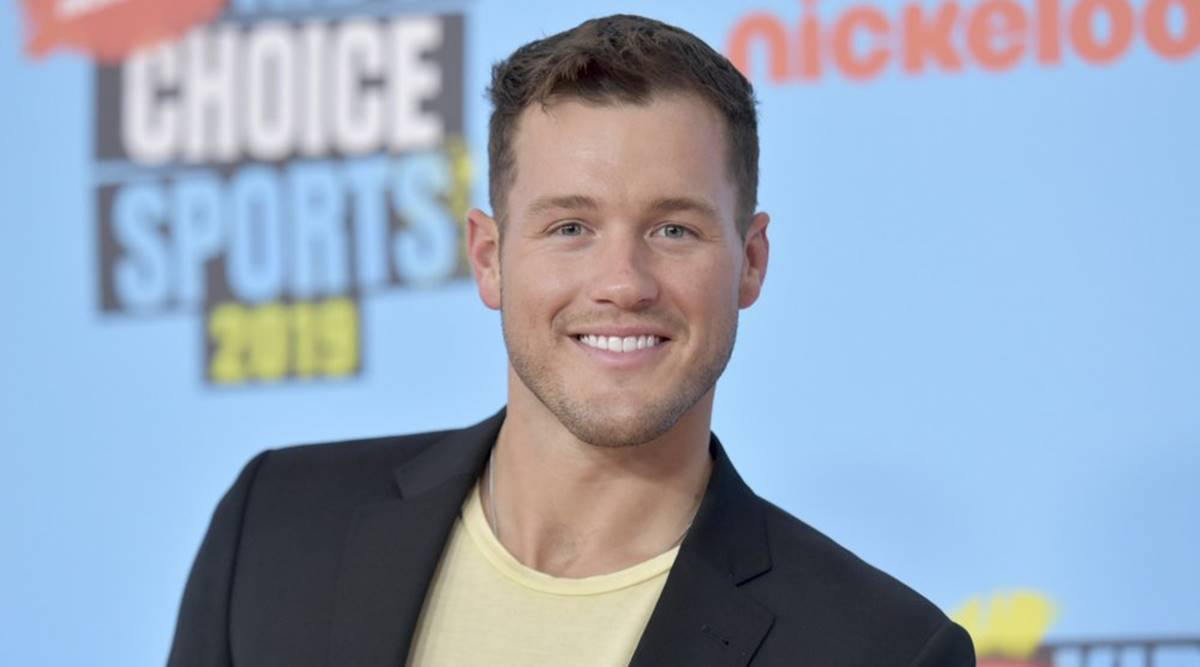 The Bachelor star Colton Underwood