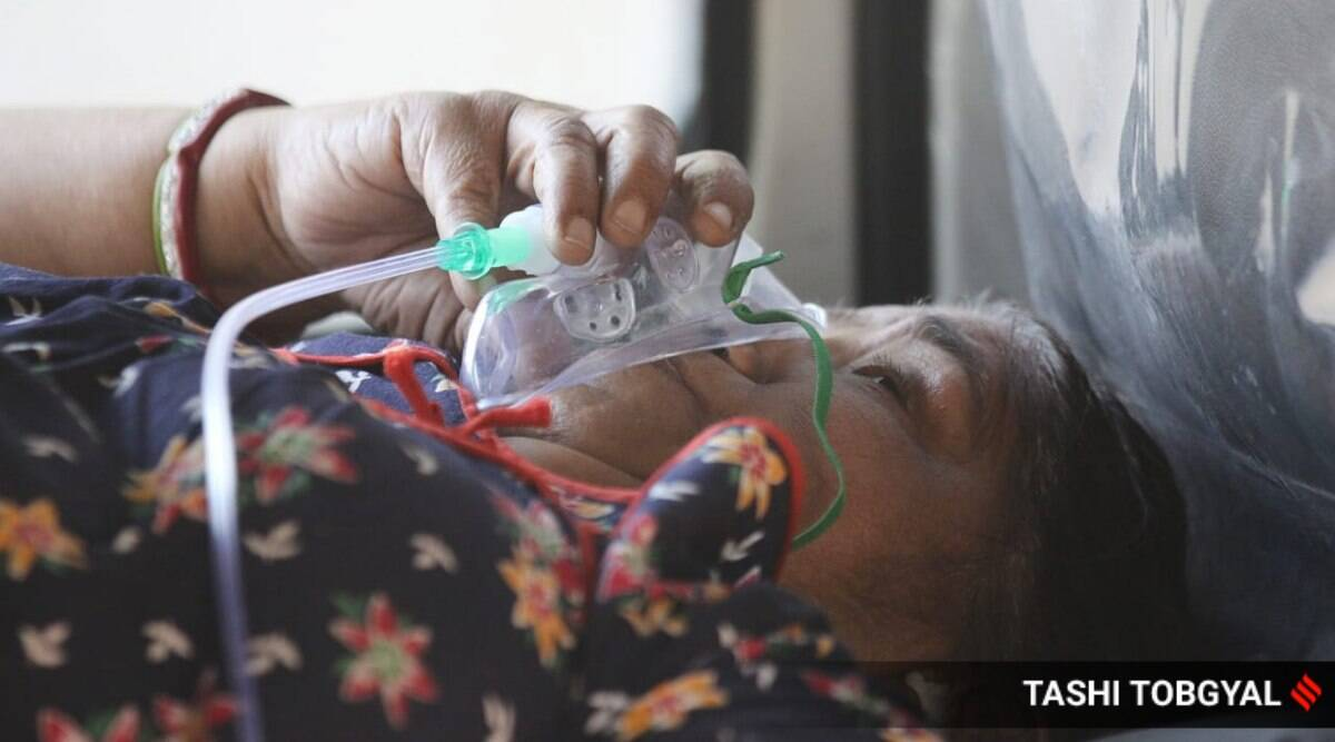 Delhi coronavirus cases, delhi covid-19 cases, delhi news, delhi oxygen sos, delhi oxygen availability, oxygen near me in Delhi, india news, indian express