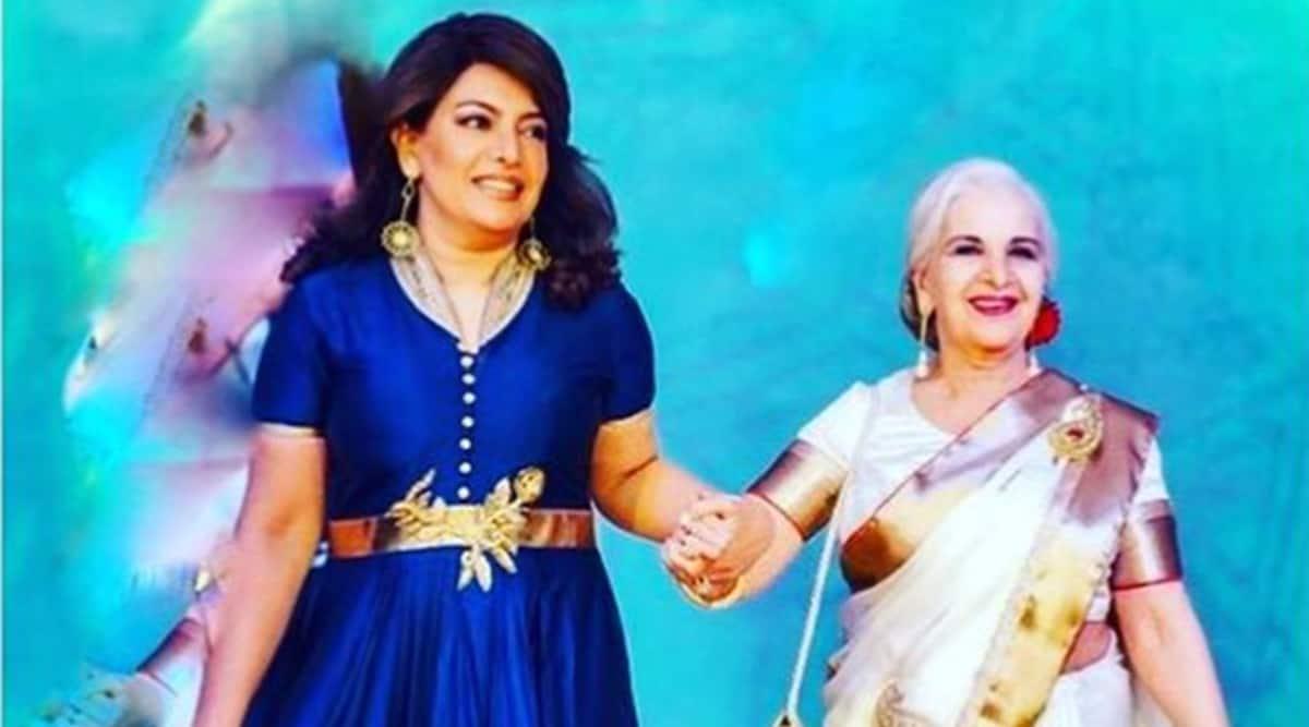 divya seth shah, sushma seth news, body positivity, healthy lifestyle, body image, healthy eating, exercise, yoga, indianexpress.com,