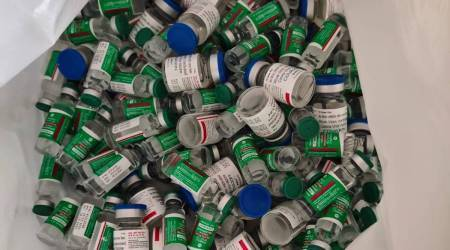 182 vials of Covishield, 440 doses of Covaxin, Stolen doses found, coronavirus vaccine stolen, haryana police, Jind civil hospital, indian express
