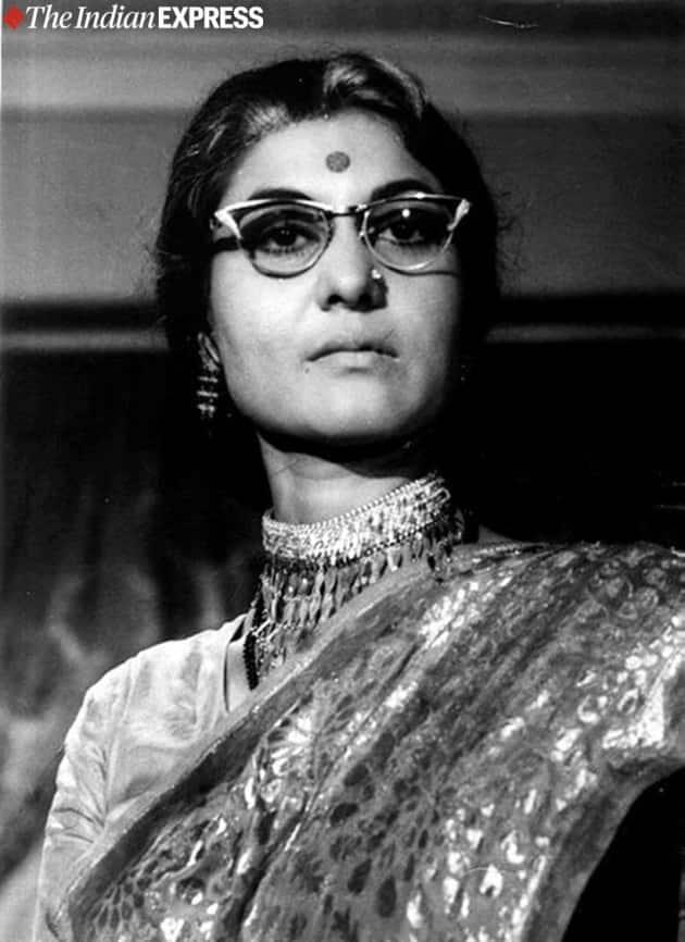 Film star Shashikala in film PAISA YA PYAR.