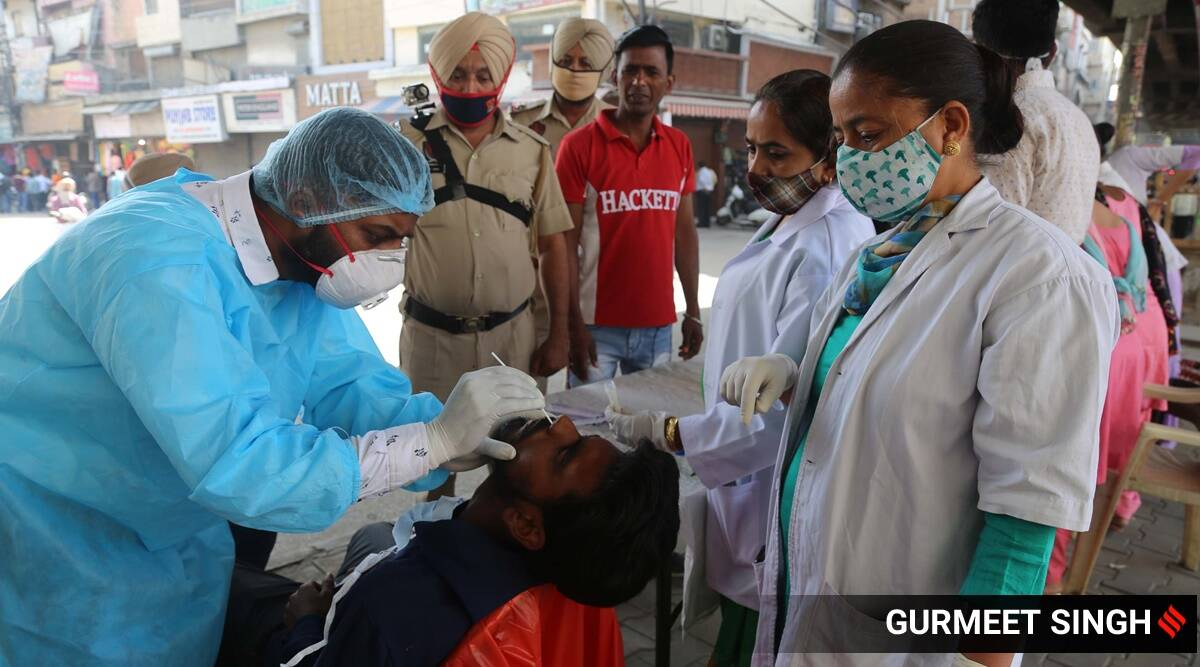 Of 163 ventilators for Covid patients in Ludhiana, only 18 in govt facility