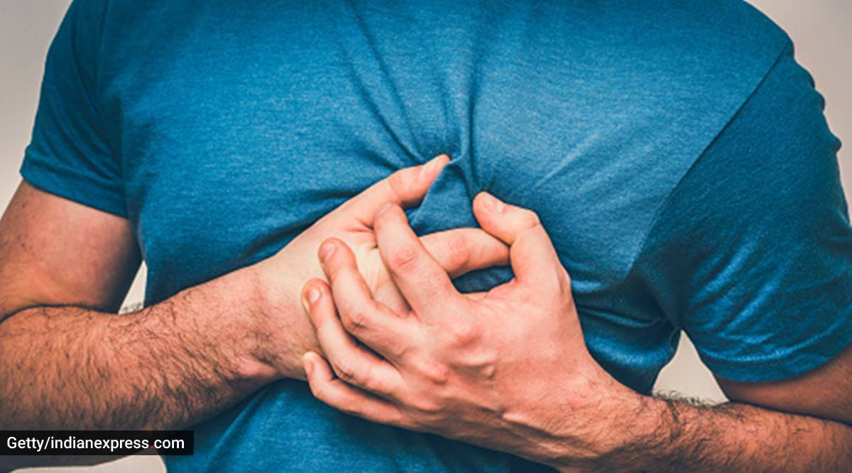 COVID-19 infection, COVID-19 and heart health, how COVID-19 affects the heart, does COVID-19 affect the heart, heart health, indian express news