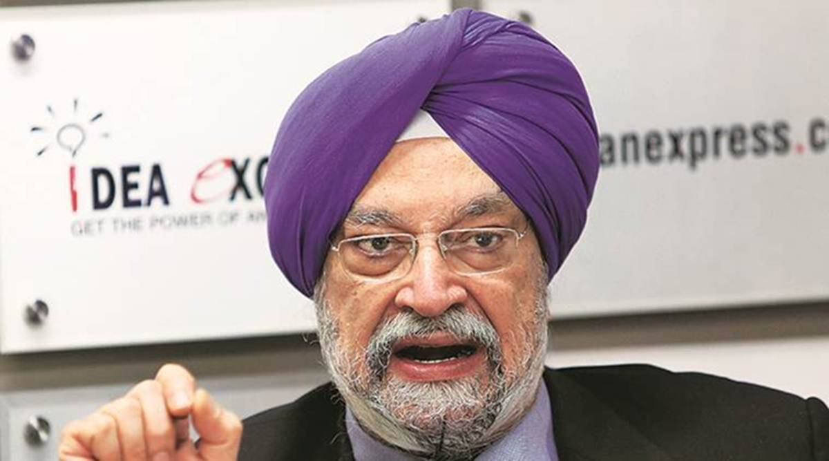 Hardeep Puri targets Delhi govt over vaccination pace, it hits back: Where are the doses?