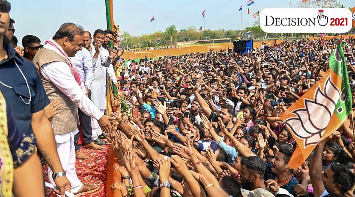 Five rallies, one road show, minor blip: Himanta Biswa Sarma's extra day out