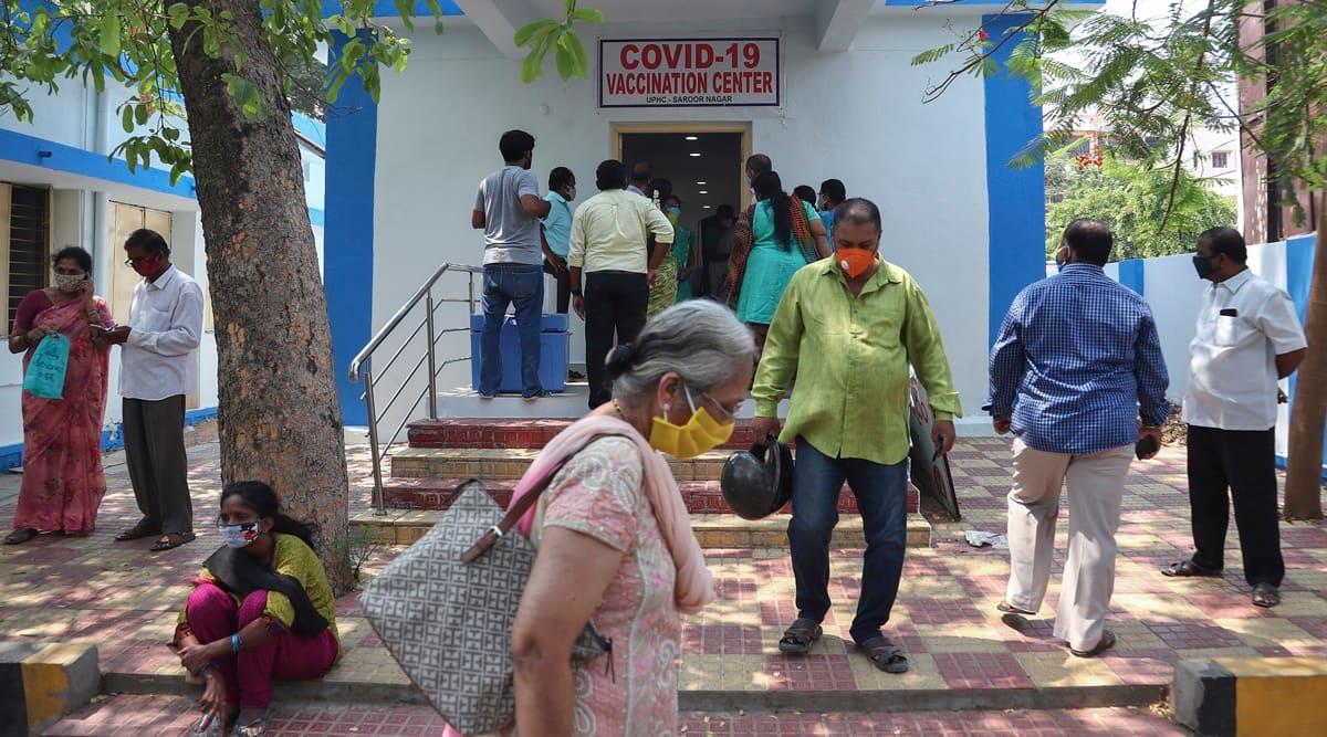 Andhra Pradesh, Andhra Covid crisis, Andhra caps CT scan price, Hyderabad news, Indian express