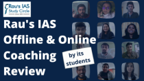 Rau's IAS has the best team of teachers for UPSC IAS Preparation: Rau's IAS Coaching Review
