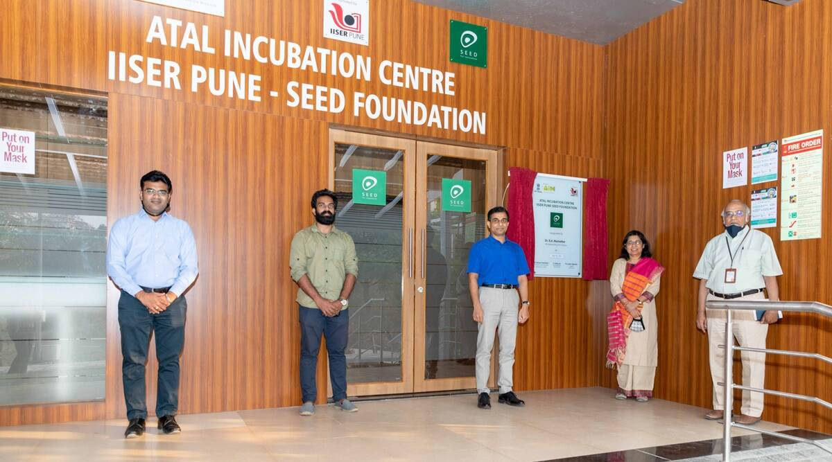 Atal Incubation Centre established at IISER