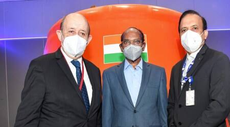 India-France sign agreement for cooperation on ISRO's Gaganyaan mission