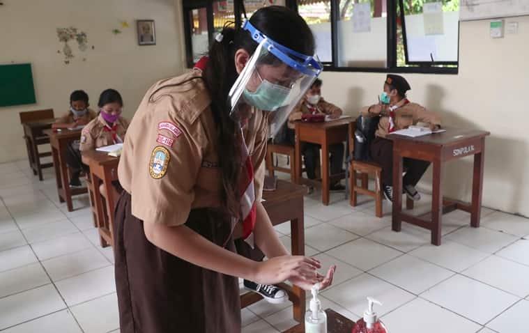Indonesia, COVID-19