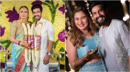 Jwala Gutta vishnu vishal wedding album